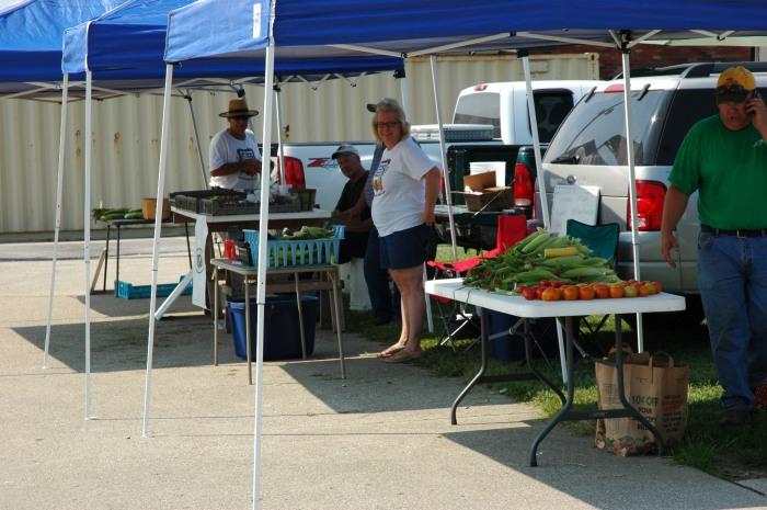 Pike County Farmers Market